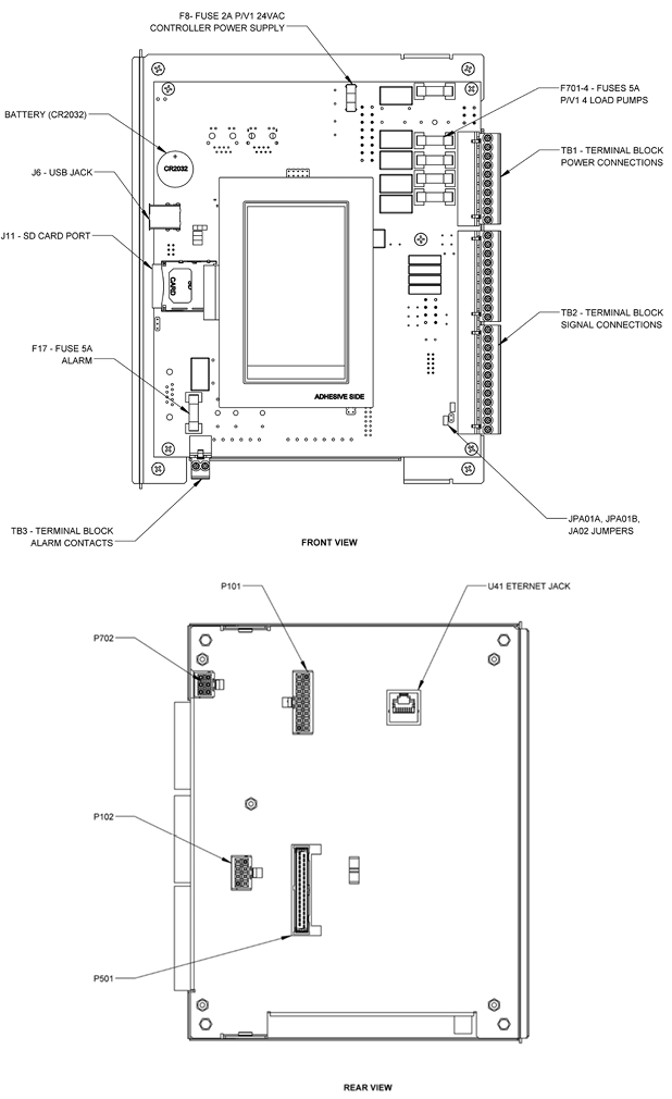Komplett Set AZ 150 Touch likewise Pro1iaq Thermostats Wiring Diagrams besides Cat 287b Wiring Diagram additionally 2054378011 besides 416c Cat Electric Wiring Diagram. on touchscreen thermostat